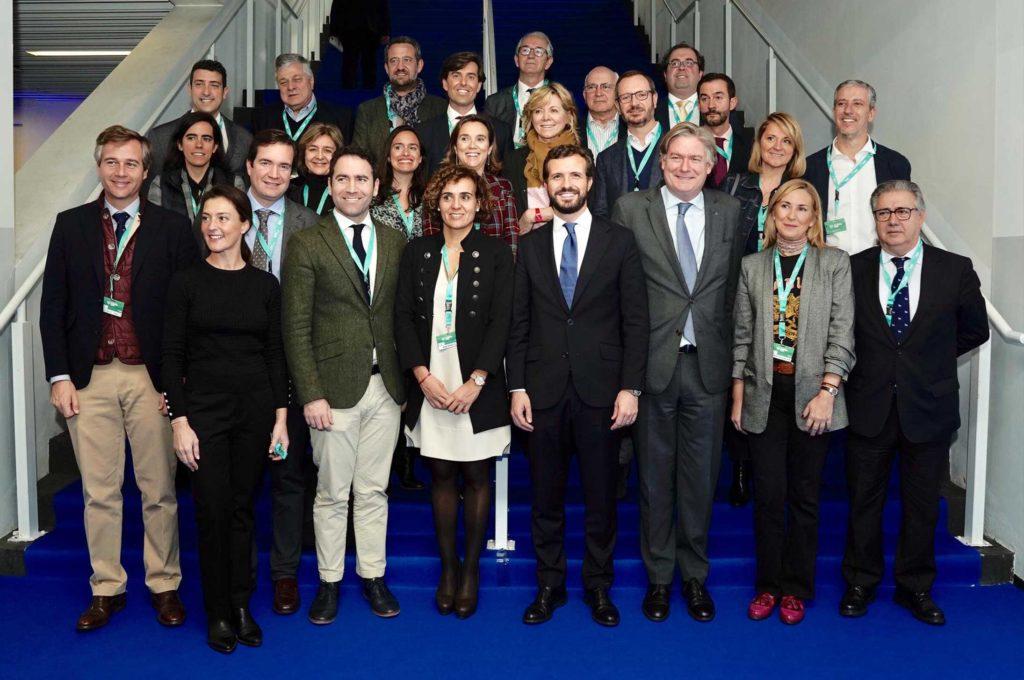Delegación-española-Congreso-Zagreb